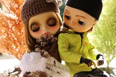 Reencontro 3 (MUSSE2009) Tags: toys doll blythe kimberly custom vinnie ashlette primadollyashlette blytheboy blytho blytheman