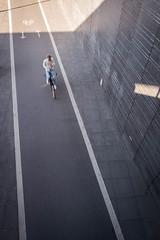 """Looking down"" (Ola Strandberg) Tags: people lookdown uppsala 30dayphotochallenge"