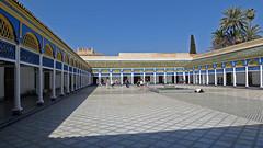 Bahia Palace (macloo) Tags: architecture design morocco moorish marrakech decor bahiapalace