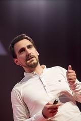 Talks TEDxRennes 2016 Louis Mayaud