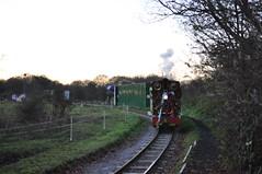DSC_5520 (Hampton & Kempton Waterworks Railway.) Tags: devon 2014 santaspecial darent