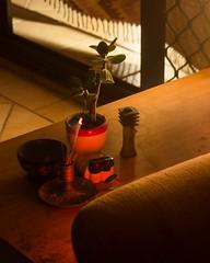 Balcony Still Life 1 (convexphoto) Tags: still life stillife night home