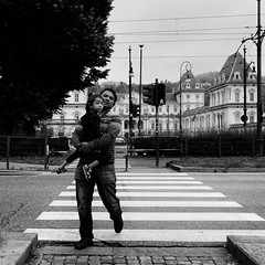 DSCF0822-Edit.jpg (sghignone) Tags: family blackandwhite bw torino streetphotography streetlife sansalvario parcodelvalentino torinolamiacitt fujifilmx70