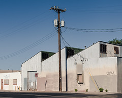 (el zopilote) Tags: albuquerque newmexico architecture cityscape street industrial signs graffiti powerlines canon eos 5dmarkii canonef50mmf14usm fullframe