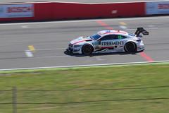 34 Esteban Ocon (nudelbach) Tags: hockenheim hockenheimring dtm 2016 car freepractice 34 estebanocon white weis auto