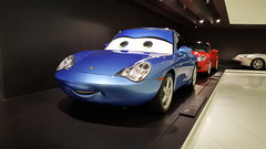 Sally from Cars (Andy_BB) Tags: cars movie film sally porsche 911 996 face smile auto