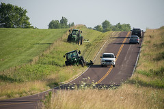 D6060_CM-108 (MoDOT Photos) Tags: green rural heavyequipment colecounty mowers centraldistrict modot safetygear bycathymorrison d6060