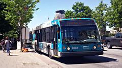 STO 0803 (Alexander Ly) Tags: city ontario canada bus public nova de quebec ottawa transport sto transit gatineau autobus artic articulated lfs societe hev outaouais novabus articule