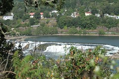 Willamette Falls (fzx_is_phun) Tags: oregon canon river waterfalls pacificnorthwest willametteriver canonphotography canon7d