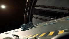 StarCitizen - Port Olisar (tend2it) Tags: arena commander ptu space sim simulation chris roberts sweetfx x64 64bit craft fighter crowd funded futuristic port olisar station outpost