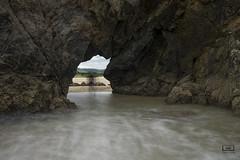 fantasma (izaguirrepeter) Tags: nikon nikond610 d610 tokina tokina1628mm asturias playa amanecer hdr gran angular paisaje panorama