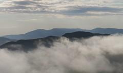 Mist from Meall Mor (pinkpebbleperson) Tags: dawn scotland spring argyll glencoe rannochmoor meallmor