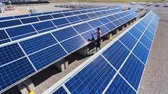 Solar evaluation centers (SandiaLabs) Tags: solar energy business pv renewableenergy partnerships techtransfer solarelectricity economicimpact regionaltestcenters