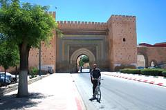 Bab El Khemis Gate (marianovsky) Tags: morocco medina meknes citygate imperialcity bke marianovsky