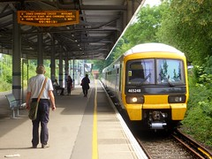 465248 Charing Cross to Bromley North (train_photos) Tags: charingcross southeastern networker bromleynorth