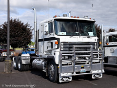 1985 Mack MH-613 (Truck Exposure) Tags: coe cabover