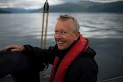 Roger the cabin boy..... (Dafydd Penguin) Tags: portrait people man crew knoydart nikon d600 nikkor 35mm af f2d scotland west coast