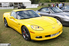 2009 Chevy Corvette Z51 C6 (cerbera15) Tags: festival speed chevy corvette fos 2009 goodwood c6 2016 z51