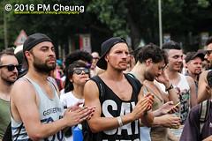 X*CSD 2016 - Yalla auf die Strae! Queer bleibt radikal! / Yalla to the streets  queer stays radical!  25.06.2016  Berlin - IMG_5386 (PM Cheung) Tags: kreuzberg refugees parade demonstration queer polizei so36 csd neuklln 2016 christopherstreetday ausbeutung heinrichplatz flchtlinge rassismus sexismus homophobie xcsd diskriminierung oranienplatz transgenialercsd csdberlin m99 heteronormativitt tcsd berlincsd lgbtqi gentrifizierung oplatz pmcheung csdkreuzberg pomengcheung sdblock facebookcompmcheungphotography gerharthauptmannrealschule transgendern eincsdinkreuzberg mengcheungpo friedel54 yallaaufdiestrasequeerbleibtradikal kreuzbergercsd2016 yallatothestreetsqueerstaysradical christopherstreetday2016 euro2016fussballem 25062016
