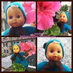 Fofolete Trol (~Marba~Furtado~) Tags: colorful doll boneca fofolete trol bonequinha beandoll fiammiferino