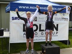 Women 70+ Podium (Aldene.Gordon) Tags: loyalton catimetrialchampionships podium women 70