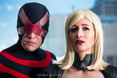 SP_44737 (Patcave) Tags: heroes con heroescon heroescon2016 2016 convention cosplay costumes cosplayers marvel dc portrait shoot shot canon 1740mm f4 lens patcave 5d3 northcarolina north carolina charlotte center indoors air conditioning scott summers cyclops xmen mutant emma frost white queen