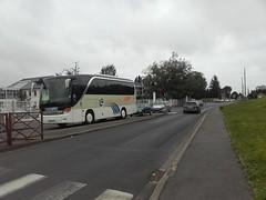 Lacroix Setra S 411 HD BM-048-NY (95) n851 (couvrat.sylvain) Tags: cars car autocar setra s411hd s 411 hd lacroix beauchamp