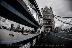DSC_4574 (reflective perspicacity) Tags: uk england urban bw london thames towerbridge londonbridge europe modernart europeanvacation escalator stpauls eu parliament bigben millenniumbridge tatemodern fisheye britishmuseum nikond300