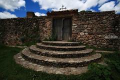 Ripar Viejo (Cani Mancebo) Tags: espaa landscape spain cementerio paisaje entrada albacete camposanto riparviejo canimancebo