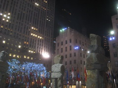 Human Nature Stone Figure Art At 30 Rock 2013 NYC 9565 (Brechtbug) Tags: from street new york city nyc art feet nature public june rock stone 30 by artist display manhattan nine s center exhibit midtown part human tall 16 through 20 rockefeller 50th figures sculptures ugo fund rondinone 2013 ranging