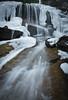 the portals . sierra nevada . thawing waterfall (Peter Rivera) Tags: california travel mountains water landscapes nikon arch nevada alabama sierra hills portals rivera d800 lathe