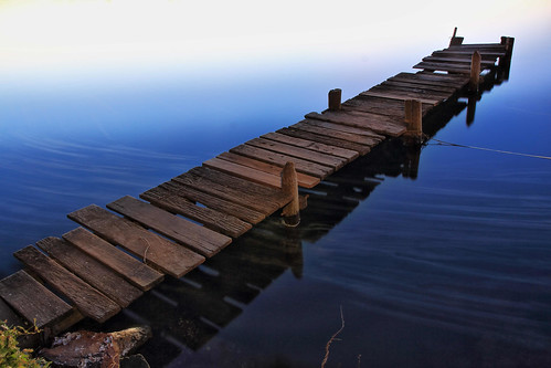 """The Fishing Pier""  HDR"