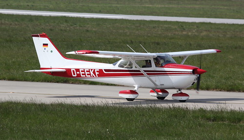 D-EEKF Reims Aviation S.A. built Cessna F172M Skyhawk on 17 May 2013