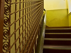 The Lift Was Out Of Order (johngarghan) Tags: stairs office lift staircase johngarghan