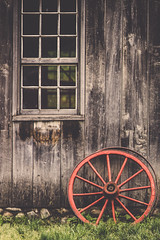 The 1800s (Bobbi Taylor) Tags: girls man history indianapolis stock hats indiana storage historic nostalgia muncie fishers wagonwheel wagons connerprairie