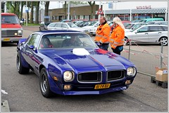 Pontiac Firebird Formula 400  -  1971  /  DL-74-83 (Ruud Onos) Tags: 1971 400 formula firebird pontiac cruisebrothers saturdaynightcruise pontiacfirebirdformula400 pontiacfirebirdformula4001971 dl7483 wwwcruisebrothersnl haagscheamerikanenclub