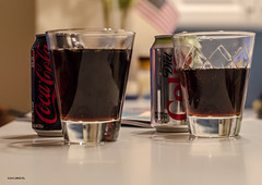 154 ~ 365 (BGDL) Tags: home kitchen glasses florida drinks cocacola refreshing ohsotired 365project lakewoodranch nikond7000 bgdl nikkor50mm118g cy365 elementsorganizer11