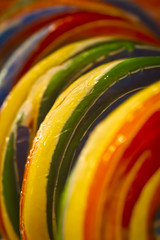lollipops (Mark Chandler Photography) Tags: color colour colors canon orlando rainbow colours candy florida disney mickey disneyworld 7d fl waltdisneyworld themepark hiddenmickey downtowndisney orlandofl markchandler