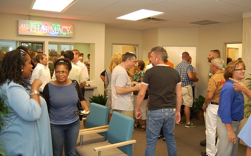 Oakland Park Healthcare Center Open House (8/10/13)