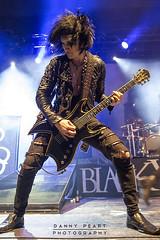 Black Veil Brides (dpeart7) Tags: black andy rock metal manchester concert tour veil guitar vampire live gig solo batman glam brides alive killers academy tonight fearless bvb chiodos kerrang 2013 040213 biersack