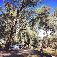 Gosneys_Go_West-125 (Gone Walkabout {Sophie Turner}) Tags: camping roof red lakes tent nsw outback darlingriver menindee lakemungo