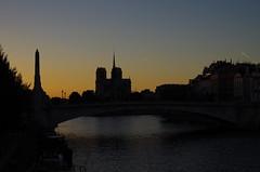 IMGP3787 Coucher de soleil sur Notre-Dame de Paris