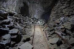 Coniston Slate Mine (Pyroninja) Tags: abandoned mine slate coniston