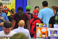 09.07.2013 Baltimore Comic-Con - Baltimore, Maryland (Providence & Sterling) Tags: party summer vacation usa comics harbor dc md comic cosplay weekend saturday maryland baltimore september inner marvel comiccon con 2013