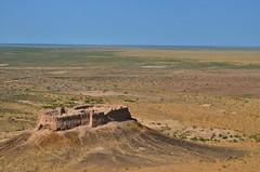 Qala (www.rihlahviajes.com) Tags: asia desert breath central uzbekistan fortress qala