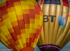 Balloon Details (Scrufftie) Tags: england canon unitedkingdom lightroom canonpowershotg15