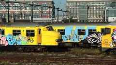 traingraffiti (wojofoto) Tags: amsterdam train graffiti trein traingraffiti wojofoto tpotf treingraffiti