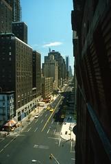 New York Summer 1981 (RangeFinderUser) Tags: new york city nikon 24mm nikkor ais f2as dp12