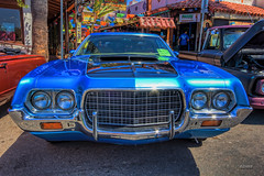 3rd Annual Fiesta de Kustom Kulture Car & Low-Brow Art Show (dmentd) Tags: ford 1972 ranchero