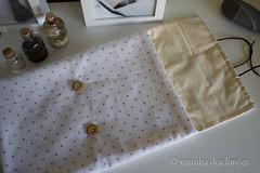 Bolsa primeira roupinha (rosinha_dos_limoes) Tags: handmade sew trabalhosmanuais bolsaprimeiraroupinha